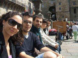De nuevo en Galiza! (¡Boda de Óscar!)